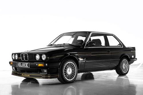 1986  Alpina C2 2.5 E30 extremely rare  For Sale (picture 1 of 24)