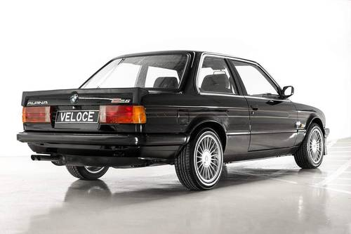 1986  Alpina C2 2.5 E30 extremely rare  For Sale (picture 3 of 24)