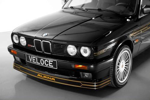 1986  Alpina C2 2.5 E30 extremely rare  For Sale (picture 4 of 24)