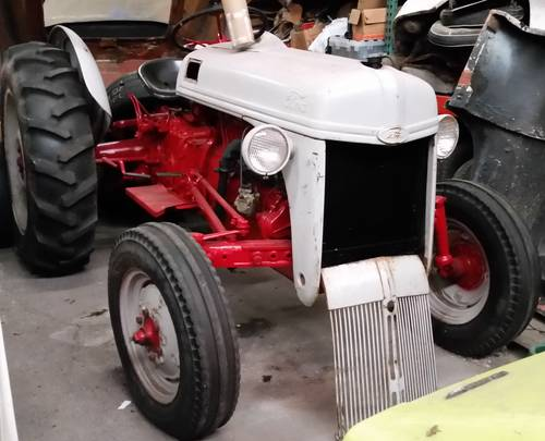 1949 Ford 8N-G Tractor - Farm or Fun - Restored / Rebuilt For Sale (picture 1 of 6)