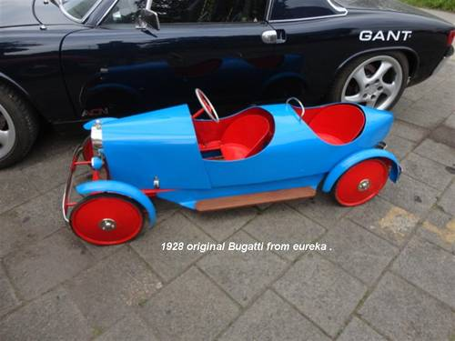 Several nice pedal cars For Sale (picture 5 of 6)