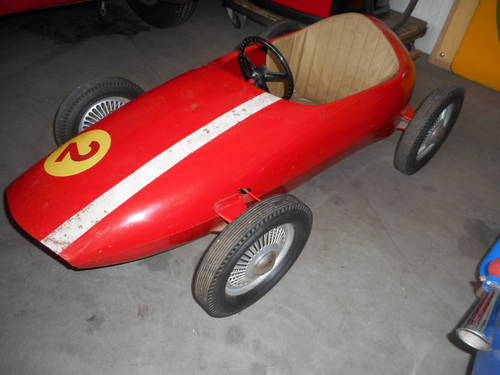 Several nice pedal cars For Sale (picture 6 of 6)