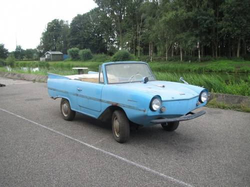 Amphicar 770 1963 (20883 Km.) For Sale (picture 1 of 6)