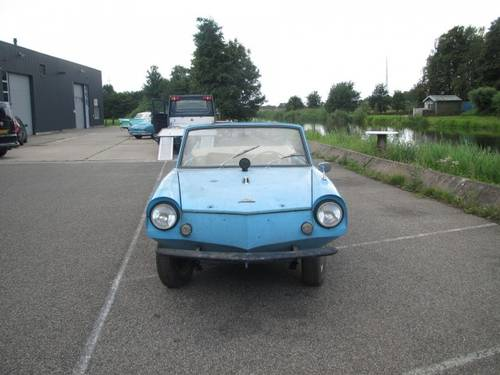 Amphicar 770 1963 (20883 Km.) For Sale (picture 2 of 6)