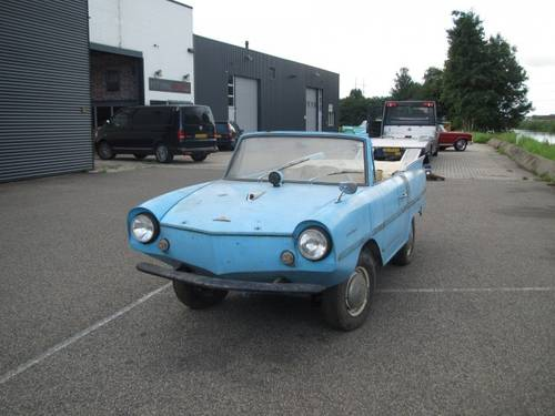Amphicar 770 1963 (20883 Km.) For Sale (picture 3 of 6)