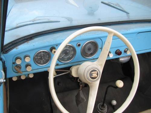 Amphicar 770 1963 (20883 Km.) For Sale (picture 4 of 6)