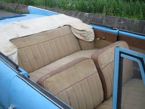Amphicar 770 1963 (20883 Km.) For Sale (picture 5 of 6)