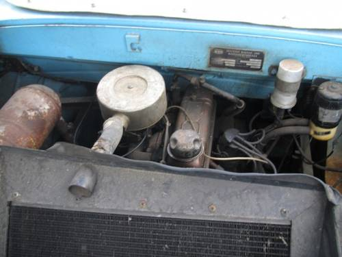 Amphicar 770 1963 (20883 Km.) For Sale (picture 6 of 6)
