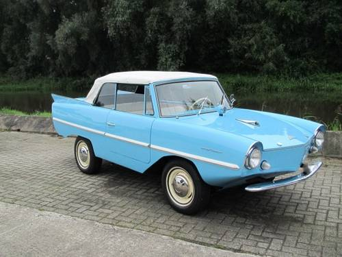 Amphicar 770 1964 (380 Km.) For Sale (picture 1 of 6)