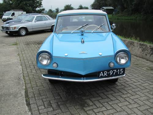 Amphicar 770 1964 (380 Km.) For Sale (picture 2 of 6)