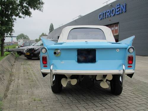 Amphicar 770 1964 (380 Km.) For Sale (picture 3 of 6)