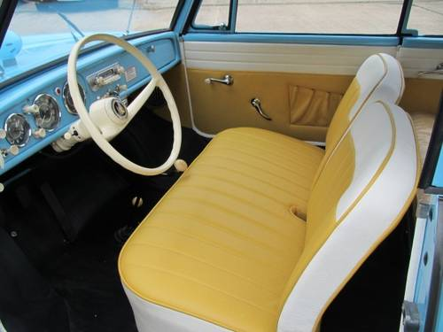 Amphicar 770 1964 (380 Km.) For Sale (picture 4 of 6)