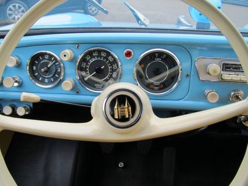Amphicar 770 1964 (380 Km.) For Sale (picture 5 of 6)