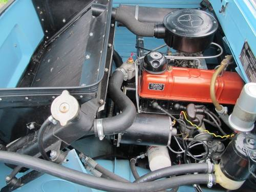 Amphicar 770 1964 (380 Km.) For Sale (picture 6 of 6)