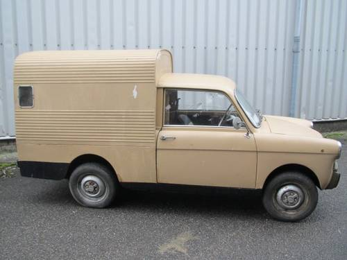 Autobianchi fourgonnette 1969 (4307 Km.) For Sale (picture 2 of 6)