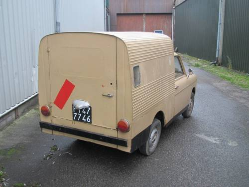 Autobianchi fourgonnette 1969 (4307 Km.) For Sale (picture 3 of 6)