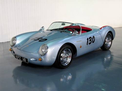 1965 550 SPYDER JAMES DEAN SPIDER CONVERTIBLE REPLICA LHD OR RHD  For Sale (picture 1 of 6)