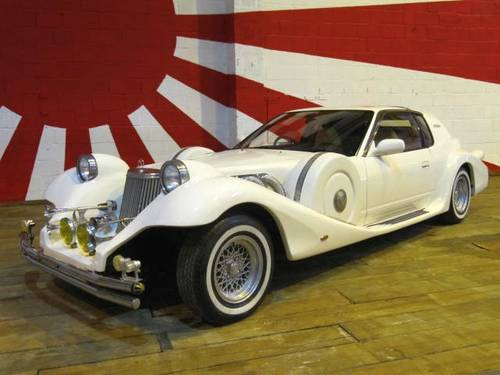 1992 MITSUOKA LE-SEYDE LE SEYDE 2.0 REPLICA OF GOLDEN ZIMMER  For Sale (picture 1 of 6)