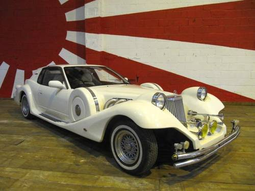 1992 MITSUOKA LE-SEYDE LE SEYDE 2.0 REPLICA OF GOLDEN ZIMMER  For Sale (picture 2 of 6)