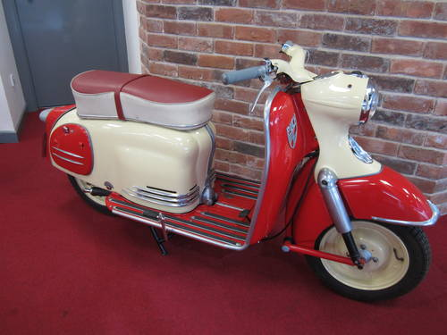 1961 Puch SR 150 Alpine For Sale (picture 4 of 6)