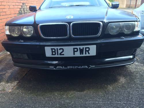 ALPINA ***** B12 PWR ***** no plate  For Sale (picture 4 of 4)