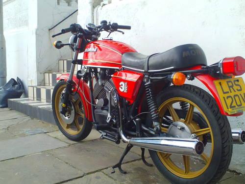 1980 MOTO MORINI 350 STRADA SOLD (picture 4 of 6)