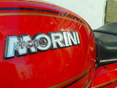 1980 MOTO MORINI 350 STRADA SOLD (picture 6 of 6)