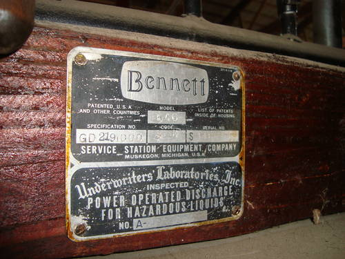 1898 Bennett Do-All  Steam Tractor For Sale (picture 6 of 6)