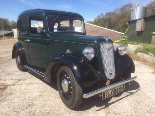 1939 Austin Big 7 Sixlite - one of the very best around ... SOLD (picture 1 of 6)
