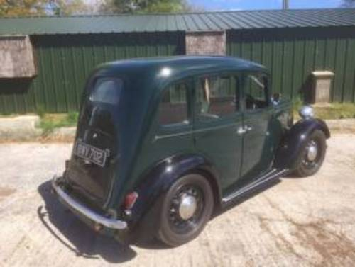 1939 Austin Big 7 Sixlite - one of the very best around ... SOLD (picture 2 of 6)