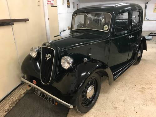 1939 Austin Big 7 Sixlite - one of the very best around ... SOLD (picture 5 of 6)