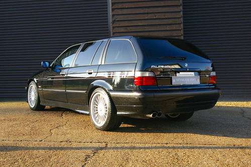 1999 ALPINA E36 B3 3.0 Touring 5 Speed Manual (58,842 miles) SOLD (picture 3 of 6)