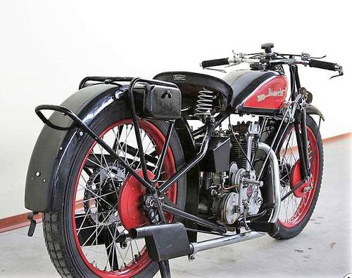 1930 Moto Bianchi 175 Freccia D Oro For Sale (picture 2 of 5)