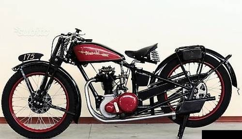 1930 Moto Bianchi 175 Freccia D Oro For Sale (picture 4 of 5)