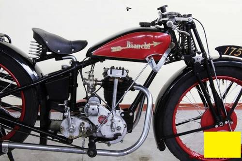 1930 Moto Bianchi 175 Freccia D Oro For Sale (picture 5 of 5)