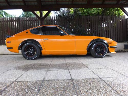 """1977 Datsun 280z """"SR20DET"""" 300hp, Hellaflush, Custom, Drift  For Sale (picture 1 of 6)"""