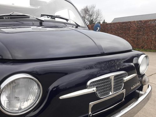Fiat (autobianchi) 500 Giardiniera 1968 dark blue. SOLD (picture 6 of 6)