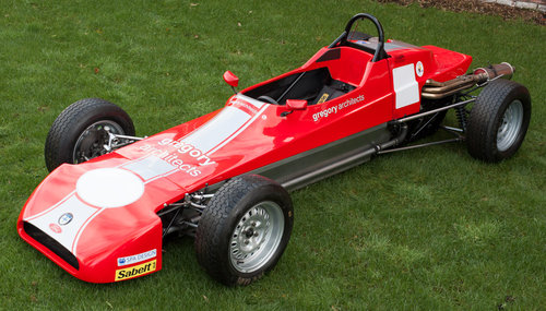 1980 Crossle 40F Formula Ford 1600 - Reserved For Sale (picture 1 of 6)