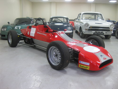 1980 Crossle 40F Formula Ford 1600 - Reserved For Sale (picture 2 of 6)