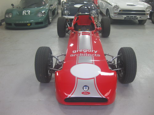 1980 Crossle 40F Formula Ford 1600 - Reserved For Sale (picture 3 of 6)