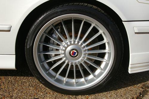2002 Alpina E39 B10 4.6 V8 Automatic Saloon (67,879 miles) SOLD (picture 5 of 6)