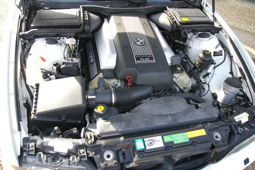 2002 Alpina E39 B10 4.6 V8 Automatic Saloon (67,879 miles) SOLD (picture 6 of 6)