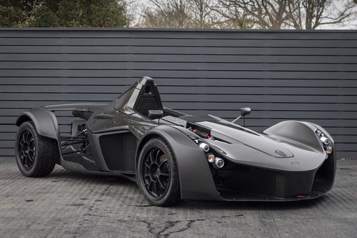 2014 Bac Mono Carbon Fibre Sold Car And Classic