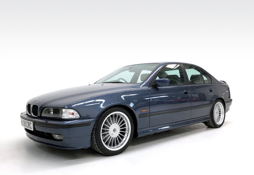 1998 Alpina B10 3.2 SOLD (picture 1 of 6)