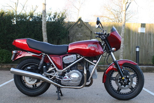 2015 SUBLIME HESKETH V1000 FINALE For Sale (picture 1 of 6)