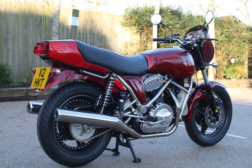 2015 SUBLIME HESKETH V1000 FINALE For Sale (picture 3 of 6)
