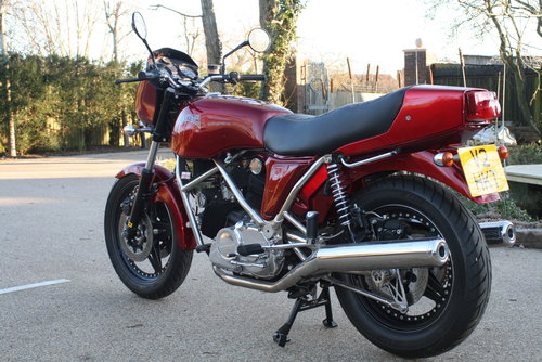 2015 SUBLIME HESKETH V1000 FINALE For Sale (picture 4 of 6)