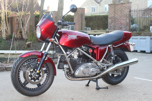 2015 SUBLIME HESKETH V1000 FINALE For Sale (picture 5 of 6)