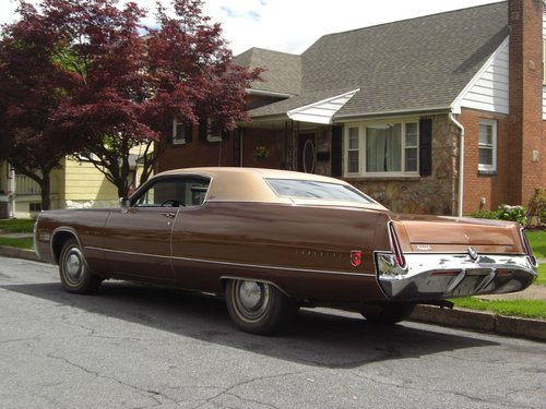 1972 Imperial le baron hardtop coupe For Sale (picture 2 of 6)