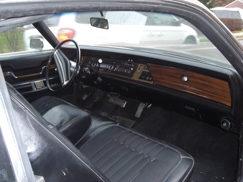 1972 Imperial le baron hardtop coupe For Sale (picture 3 of 6)
